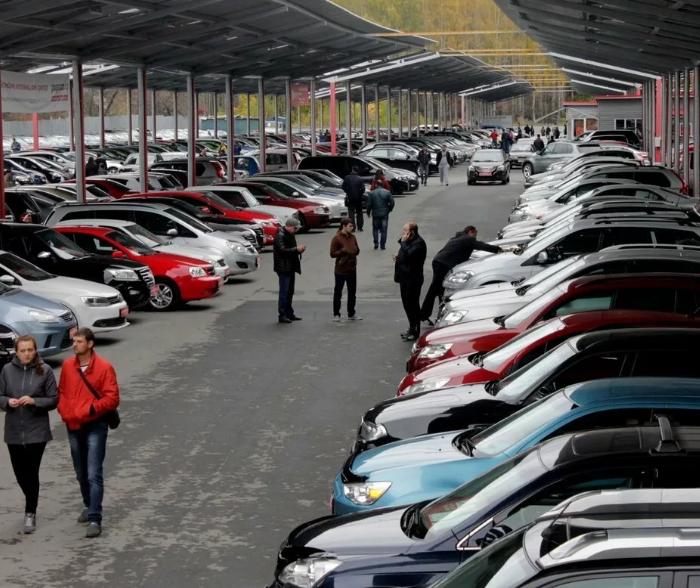 Выросли цены на подержанные авто